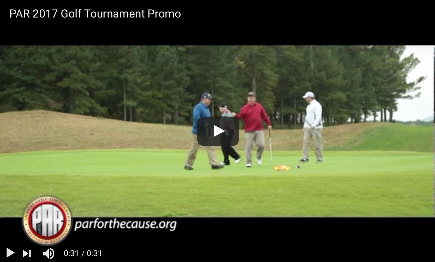PAR 2017 Golf Tournament Promo Video