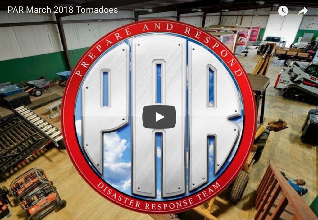 PAR 2018-03 Video Tornado