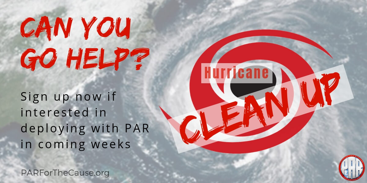 Can You Help Hurricane Cleanup