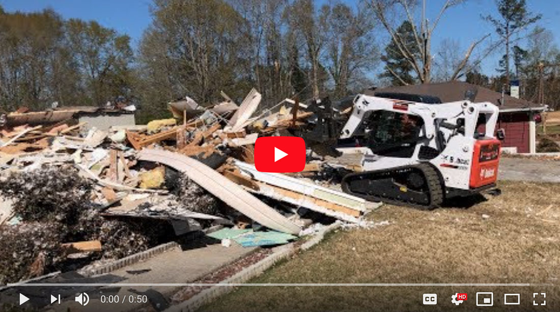 PAR Tornado Cleanup Smiths Station, AL March 2019