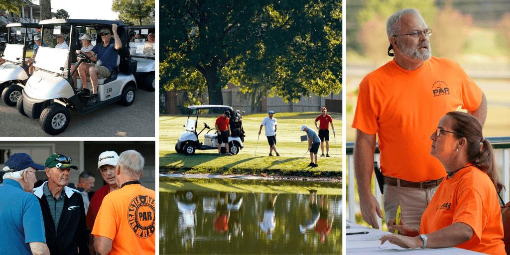 2019 PAR Golf Collage